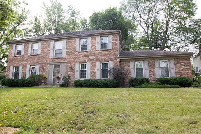 1129 W Whytecliffe Road, Palatine, IL 60067 (MLS #10549015) :: The Perotti Group | Compass Real Estate