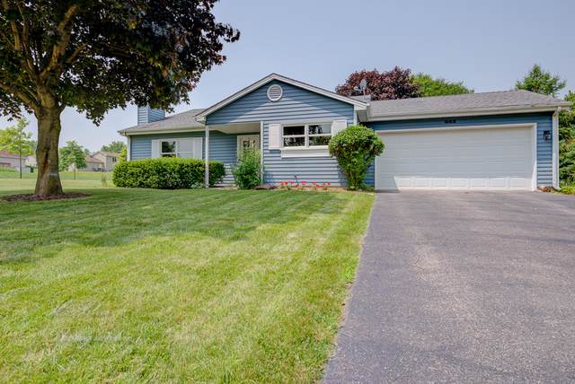 442 E Parkview Terrace, Algonquin, IL 60102 (MLS #10549044) :: The Wexler Group at Keller Williams Preferred Realty