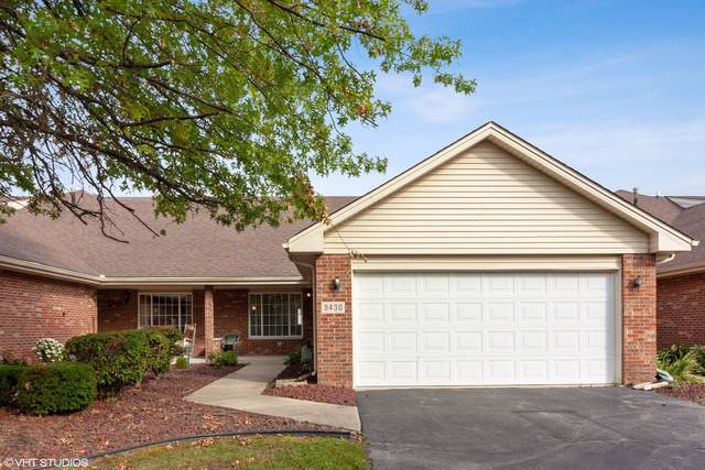 9430 W 166th Court, Orland Park, IL 60467 (MLS #10549083) :: Century 21 Affiliated
