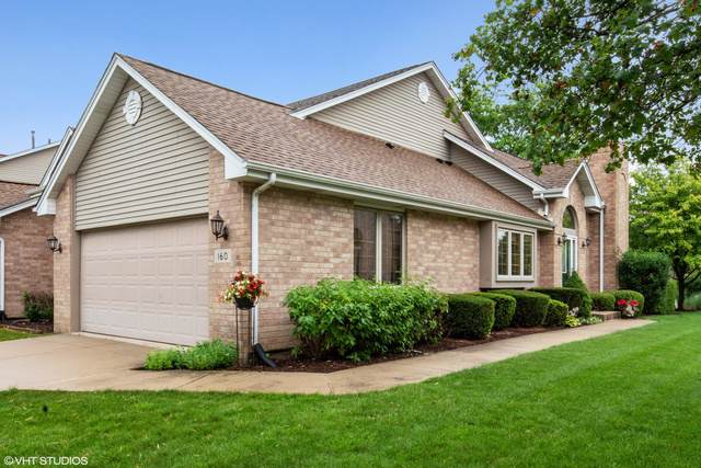160 Grove Court, Lemont, IL 60439 (MLS #10549090) :: Property Consultants Realty