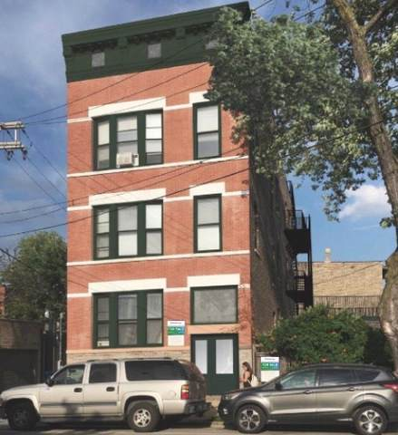 1351 N Damen Avenue #2, Chicago, IL 60622 (MLS #10549092) :: Property Consultants Realty
