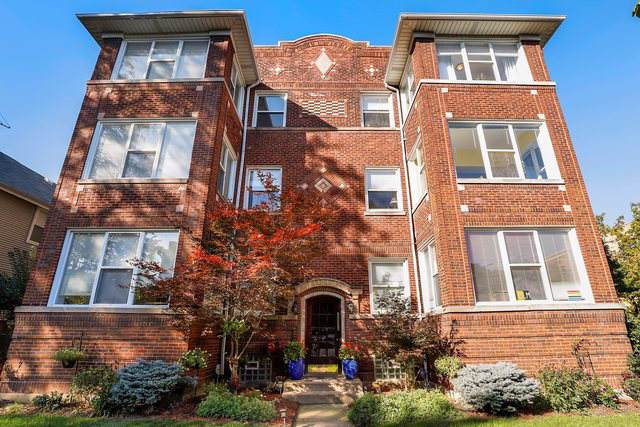 4458 N Albany Avenue #3, Chicago, IL 60625 (MLS #10549121) :: Baz Realty Network | Keller Williams Elite