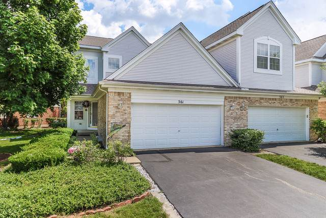 361 Bay Drive, Itasca, IL 60143 (MLS #10549126) :: Baz Realty Network | Keller Williams Elite