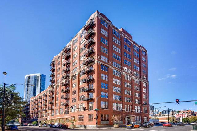 360 W Illinois Street #613, Chicago, IL 60654 (MLS #10549134) :: Lewke Partners