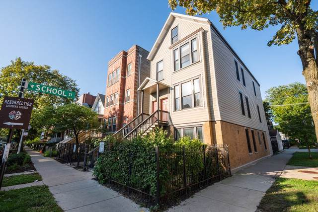 3258 N Racine Avenue #3, Chicago, IL 60657 (MLS #10549135) :: Suburban Life Realty