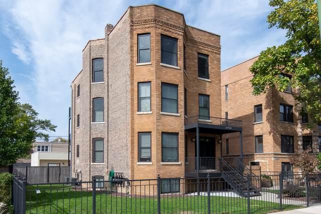 3750 N Bernard Street #3, Chicago, IL 60618 (MLS #10549147) :: Suburban Life Realty