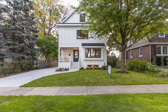 4615 Clausen Avenue, Western Springs, IL 60558 (MLS #10549167) :: The Wexler Group at Keller Williams Preferred Realty