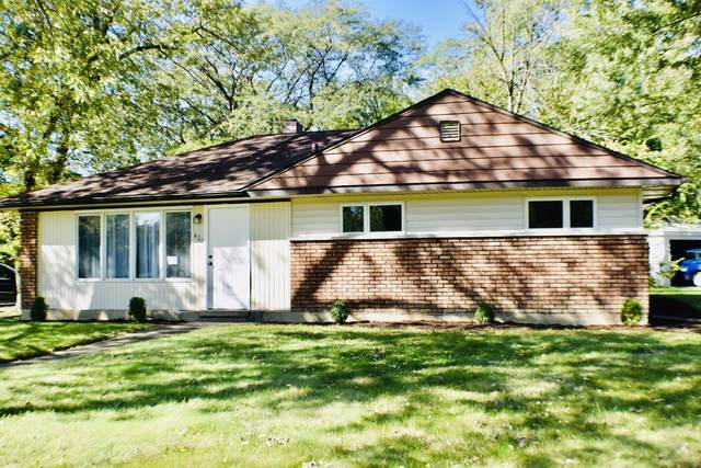 420 Indianwood Boulevard, Park Forest, IL 60466 (MLS #10549168) :: Littlefield Group