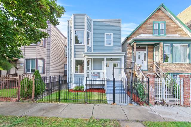 3548 W Palmer Street, Chicago, IL 60647 (MLS #10549189) :: LIV Real Estate Partners