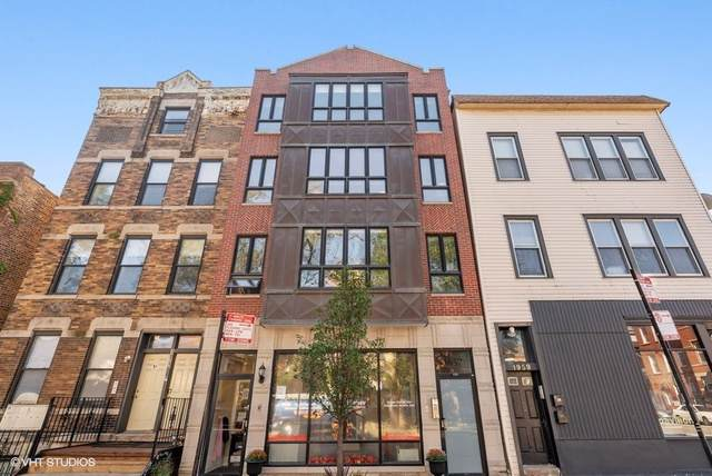 1957 W Dickens Avenue #3, Chicago, IL 60614 (MLS #10549207) :: LIV Real Estate Partners