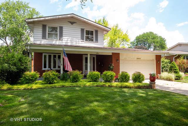 2010 E Woodview Drive, Mount Prospect, IL 60056 (MLS #10549227) :: Berkshire Hathaway HomeServices Snyder Real Estate