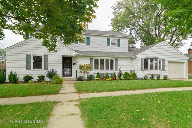 19 S Rose Street, Palatine, IL 60067 (MLS #10549285) :: The Perotti Group | Compass Real Estate