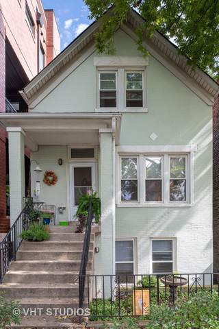 2161 N Claremont Avenue, Chicago, IL 60647 (MLS #10549306) :: Touchstone Group
