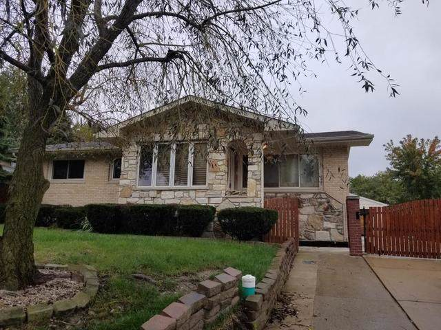 8462 S 83rd Avenue, Hickory Hills, IL 60457 (MLS #10549313) :: Ani Real Estate