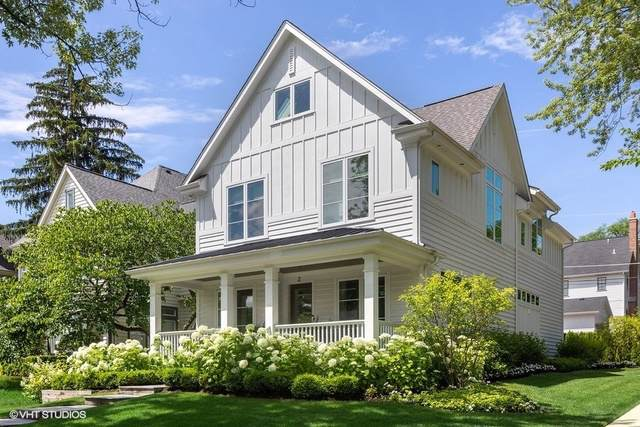 2 S Quincy Street, Hinsdale, IL 60521 (MLS #10549324) :: Ryan Dallas Real Estate
