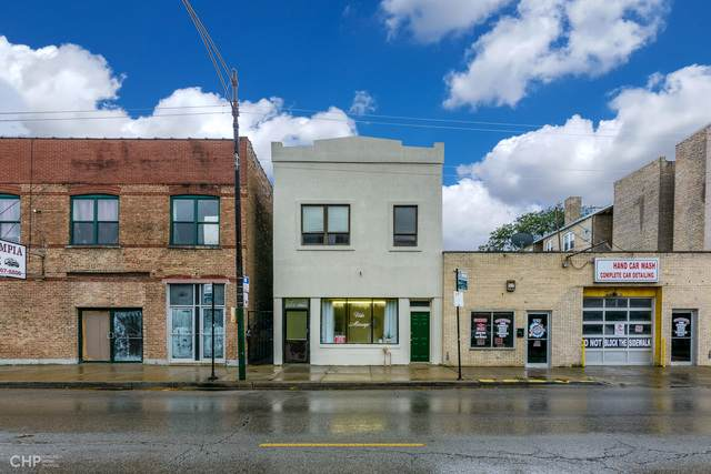 3517 Belmont Avenue, Chicago, IL 60618 (MLS #10549394) :: Property Consultants Realty