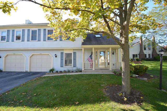 2685 College Hill Circle #213, Schaumburg, IL 60173 (MLS #10549402) :: LIV Real Estate Partners