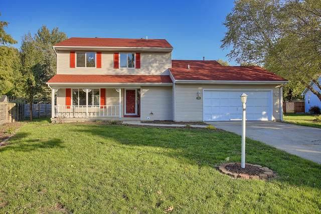 2906 Rachel Road, Champaign, IL 61822 (MLS #10549433) :: Helen Oliveri Real Estate