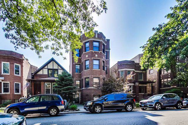 1425 W Rascher Avenue G, Chicago, IL 60640 (MLS #10549440) :: Baz Realty Network | Keller Williams Elite
