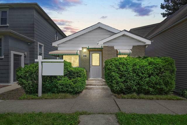 1411 Elmwood Avenue, Berwyn, IL 60402 (MLS #10549464) :: Century 21 Affiliated