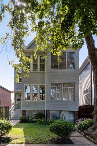5453 W Leland Avenue, Chicago, IL 60630 (MLS #10549490) :: Baz Realty Network | Keller Williams Elite