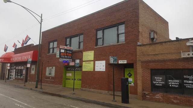 4460 Elston Avenue, Chicago, IL 60630 (MLS #10549533) :: Property Consultants Realty