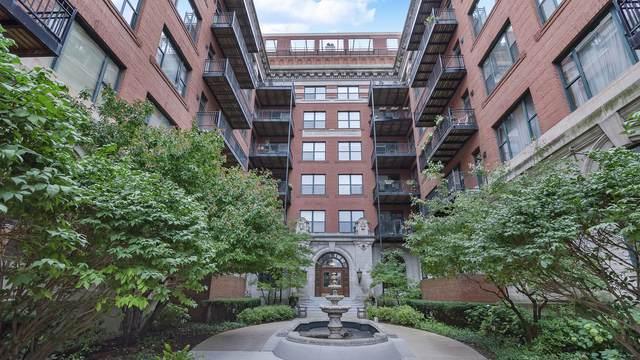 1439 S Michigan Avenue #508, Chicago, IL 60605 (MLS #10549561) :: Touchstone Group