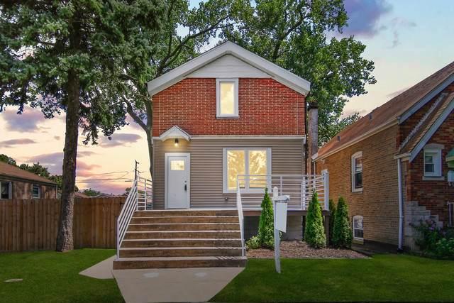 3631 Cuyler Avenue, Berwyn, IL 60402 (MLS #10549570) :: Century 21 Affiliated