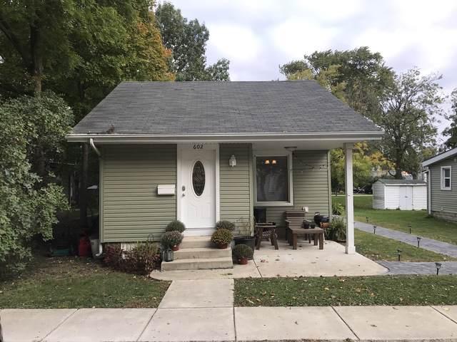 602 W Elm Street, Fairbury, IL 61739 (MLS #10549601) :: Littlefield Group