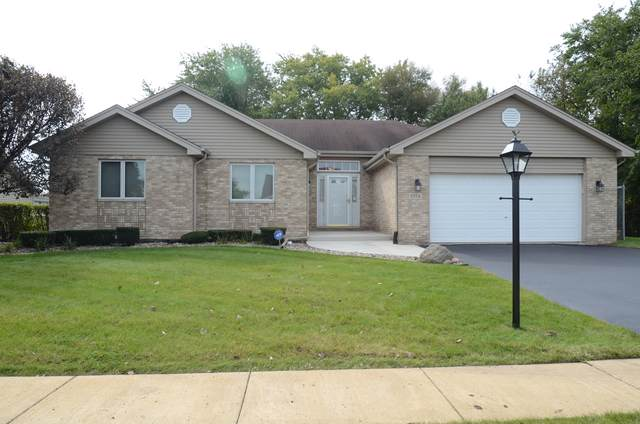 5113 Countyfair Court, Monee, IL 60449 (MLS #10549624) :: Century 21 Affiliated