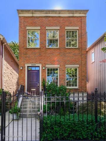 1423 W Lill Avenue, Chicago, IL 60614 (MLS #10549642) :: Littlefield Group