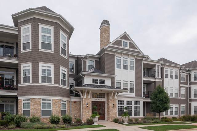 50 W Kennedy Lane #303, Hinsdale, IL 60521 (MLS #10549683) :: The Wexler Group at Keller Williams Preferred Realty