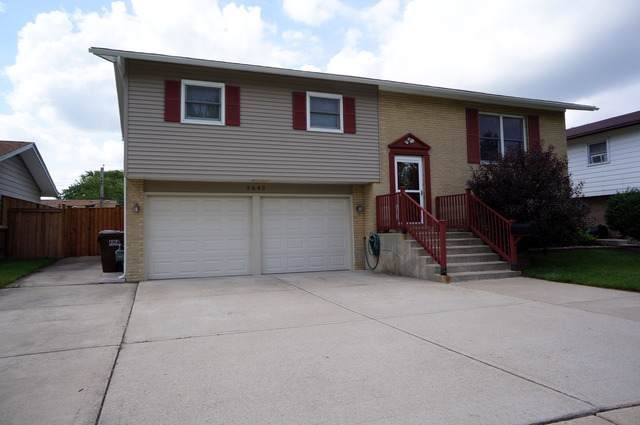 5645 151st Street, Oak Forest, IL 60452 (MLS #10549697) :: The Wexler Group at Keller Williams Preferred Realty