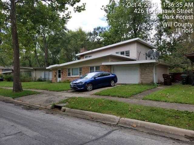 428 Tomahawk Street, Park Forest, IL 60466 (MLS #10549722) :: Littlefield Group
