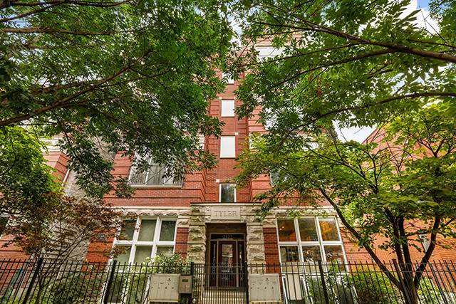 2127 W Rice Street 2W, Chicago, IL 60622 (MLS #10549738) :: The Perotti Group | Compass Real Estate