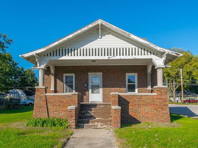 410 S Broadway Street, Coal City, IL 60416 (MLS #10549755) :: Property Consultants Realty