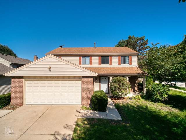 302 Appian Way, Vernon Hills, IL 60061 (MLS #10549772) :: Century 21 Affiliated