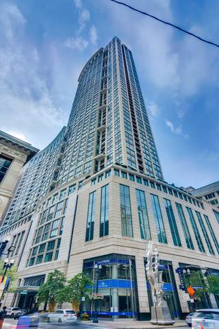 130 N Garland Court N #1405, Chicago, IL 60602 (MLS #10549797) :: Berkshire Hathaway HomeServices Snyder Real Estate