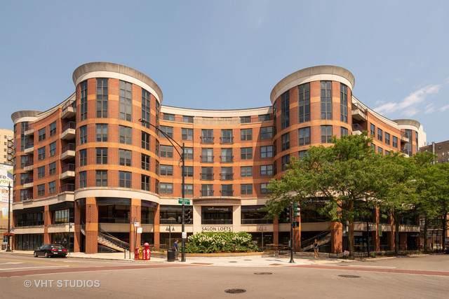 350 W Belden Avenue #601, Chicago, IL 60614 (MLS #10549857) :: Littlefield Group