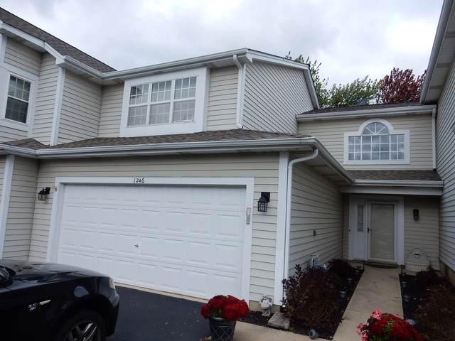 1246 Dunamon Drive, Bartlett, IL 60103 (MLS #10549922) :: Century 21 Affiliated