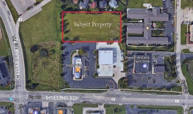 0 E Rollins Road, Round Lake Beach, IL 60073 (MLS #10549987) :: Century 21 Affiliated