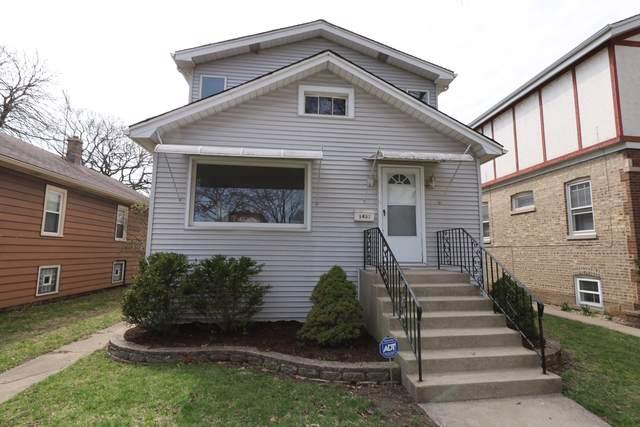 1433 Marengo Avenue, Forest Park, IL 60130 (MLS #10550001) :: Lewke Partners