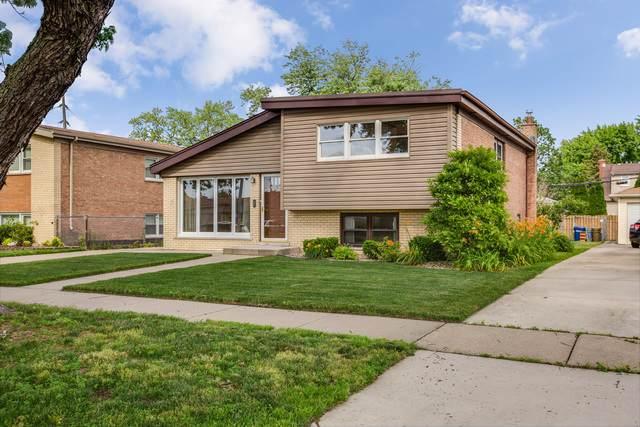 9417 Parkside Avenue, Oak Lawn, IL 60453 (MLS #10550014) :: Century 21 Affiliated