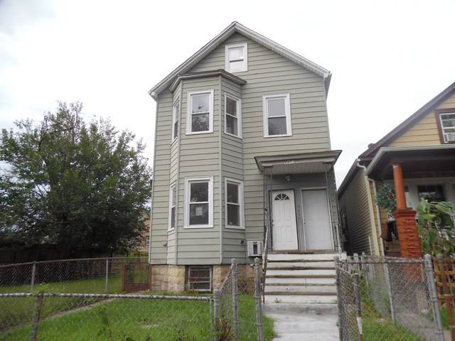 6450 S Justine Street, Chicago, IL 60636 (MLS #10550037) :: Property Consultants Realty
