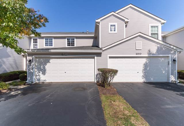 6921 Clearwater Drive #6921, Plainfield, IL 60586 (MLS #10550159) :: John Lyons Real Estate
