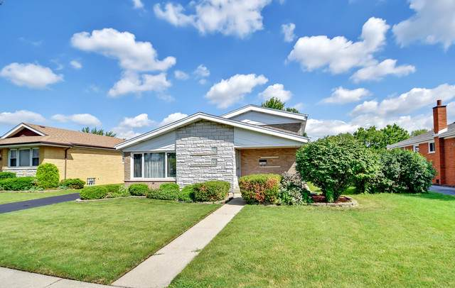 4632 W 107th Street, Oak Lawn, IL 60453 (MLS #10550169) :: The Wexler Group at Keller Williams Preferred Realty