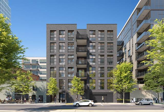 128 S Green Street 3C, Chicago, IL 60607 (MLS #10550190) :: Lewke Partners