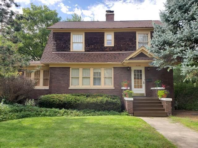 736 Logan Avenue, Elgin, IL 60120 (MLS #10550198) :: Property Consultants Realty