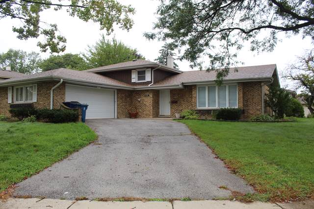 828 W Heritage Drive, Addison, IL 60101 (MLS #10550218) :: Touchstone Group