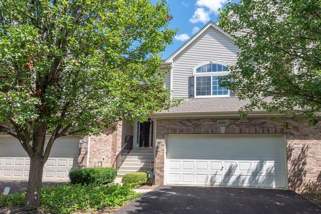 6092 Canterbury Lane, Hoffman Estates, IL 60192 (MLS #10550219) :: Property Consultants Realty